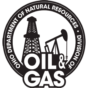 Ohio Department of Natural Resources - Division of Oil & Gas Logo